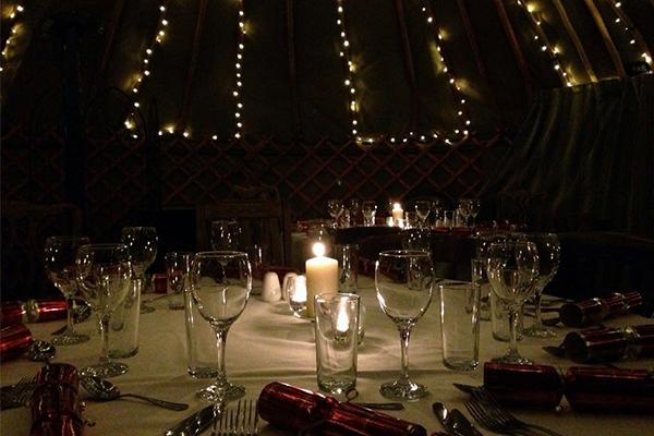Killearn Yurt