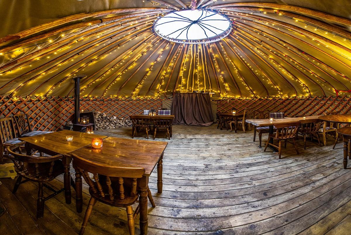 Old Mill Yurt