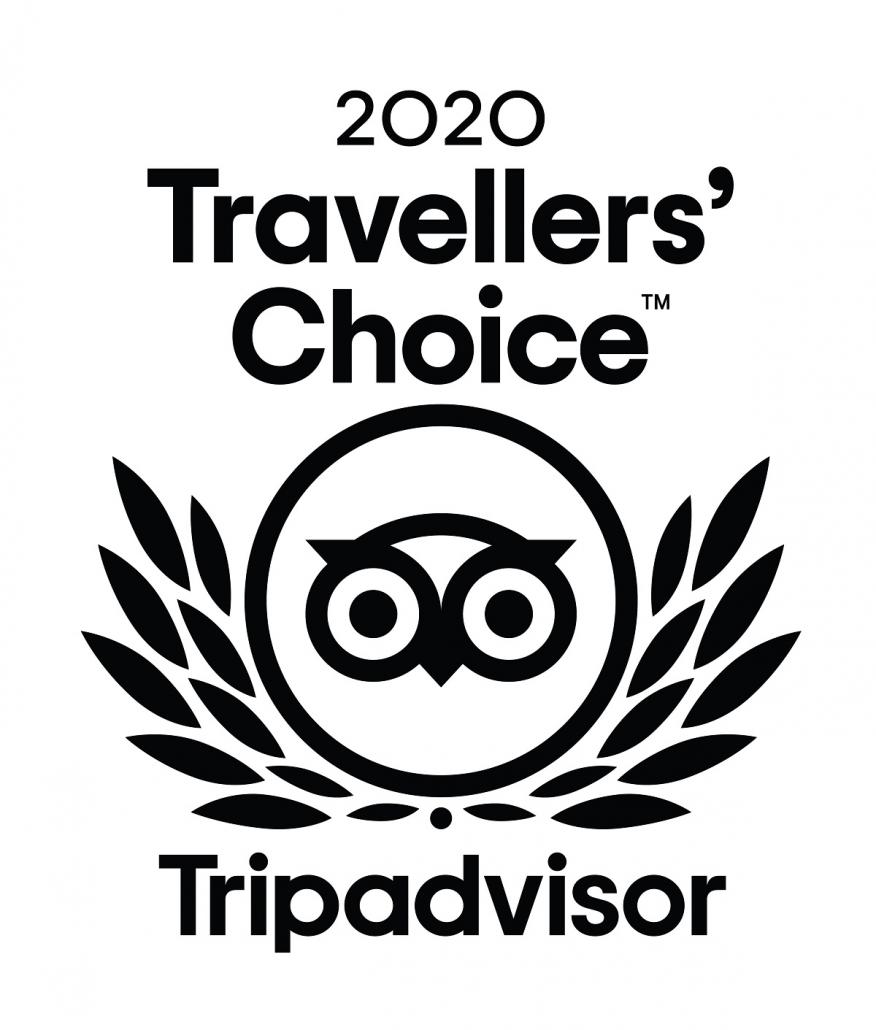 travellers choice tripadvisor 2020